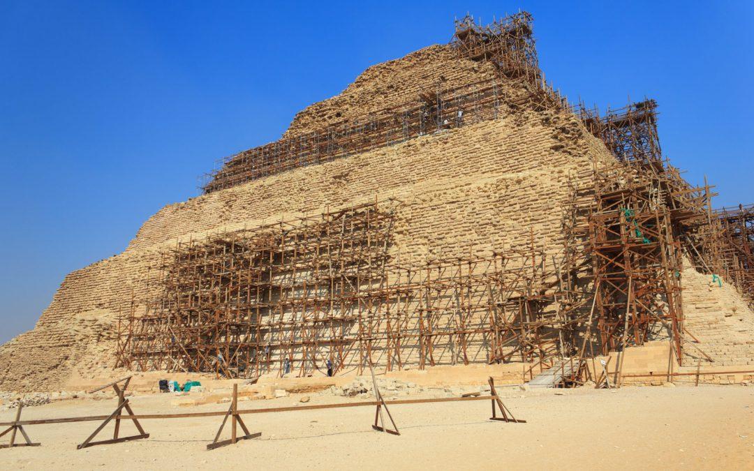 Die Pyramide hat als Management-Modell ausgedient