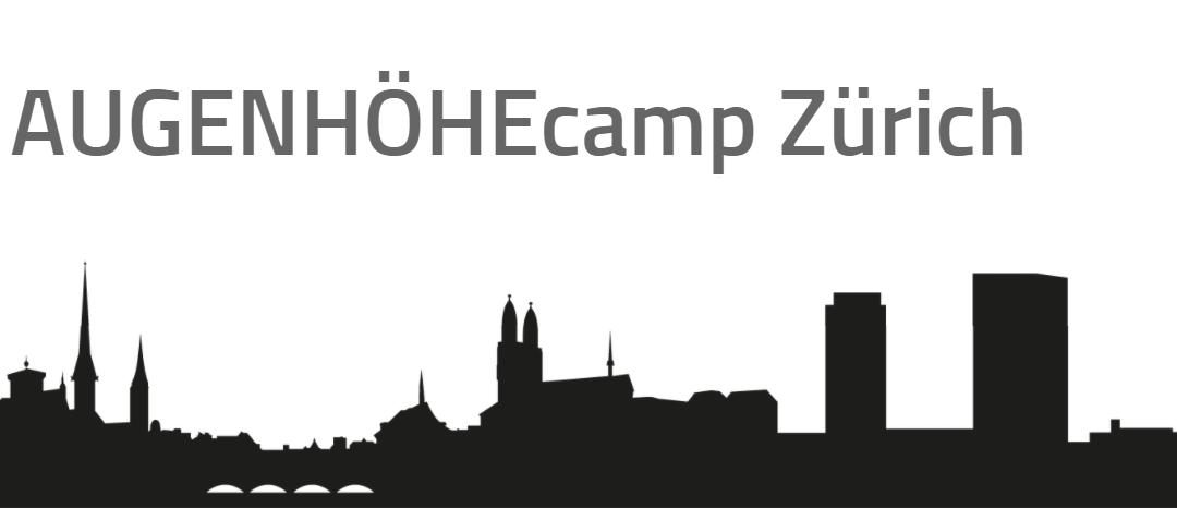 Rückblick AUGENHÖHEcamp Zürich (15.09.2017)