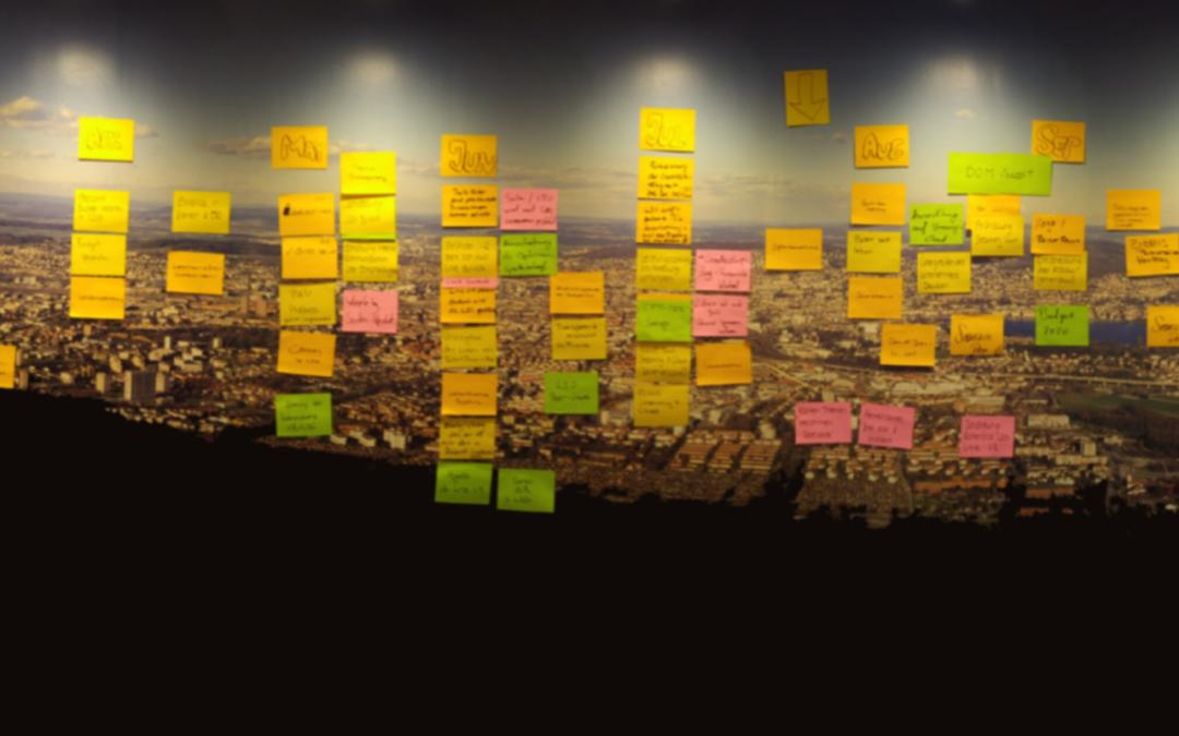Agile Unternehmensführung – Ein Bericht aus der Praxis der Netstream AG